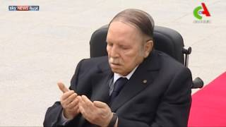 ظهور نادر لبوتفليقة بمناسبة عيد استقلال الجزائر