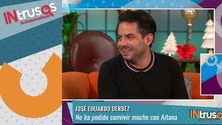 José Eduardo Derbez no ha convivido mucho con Aitana | INtrusos