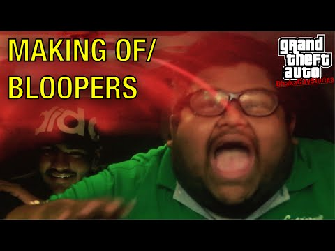 Making Of/Bloopers - REAL GTA | GTA: Dhaka City Stories