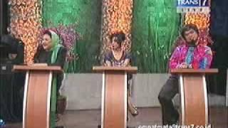 Download lagu Empat Mata - Rame rame Jadi Artis 1