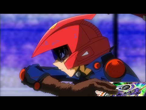 Yu-Gi-Oh1 5D's- Season 1 Episode 01- On Your Mark, Get Set, DUEL!
