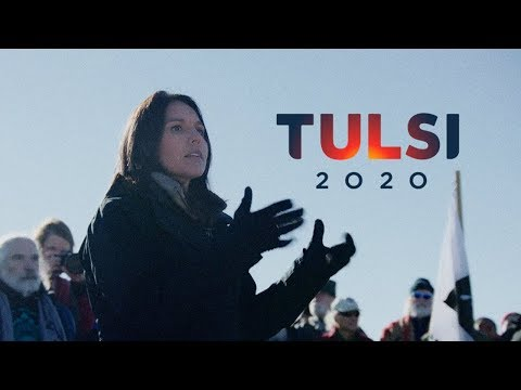 Tulsi Gabbard is the real deal