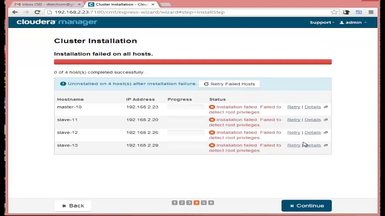install cloudera manager on ubuntu 14.04