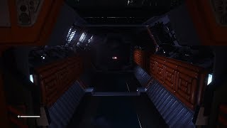 Alien Isolation PC 4K Max Photoreal Reshade MOD Planar Reflections & 8K shadows