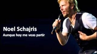 Noel Schajris - Aunque hoy me veas partir