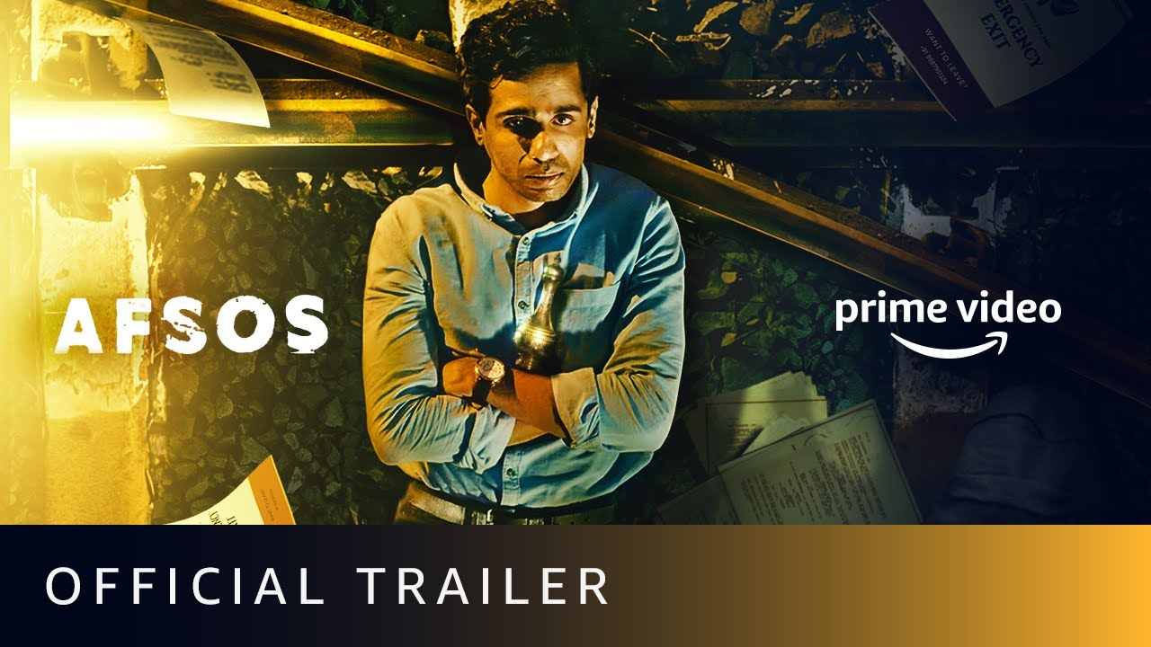 Afsos - Amazon Prime Web Series. What happened?