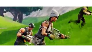 """Fortnite Battle Royale - """"Welcome To The Jungle"""" Montage"""