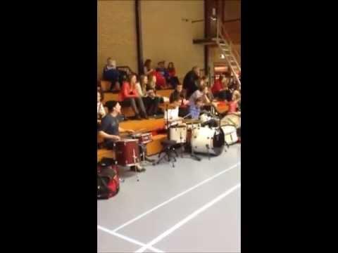 Lekker ritme om op te spelen hoor! :)