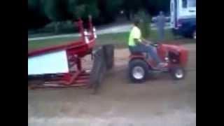 Oconee Garden Tractor Pull 9/7/13