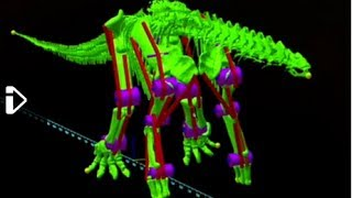 How to build a digital robot dinosaur Thumbnail