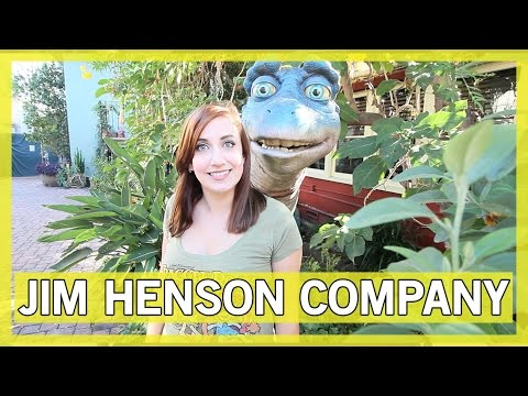 Inside The Jim Henson Company  Thingamavlogs