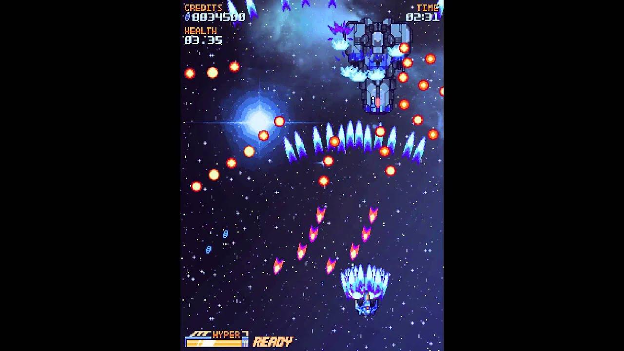 Super Galaxy Squadron - Stage 5