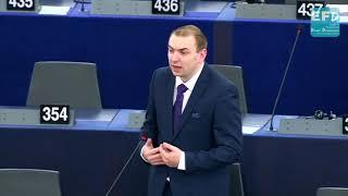 EU 2019 Budget heavily reliant on UK divorce bill - Jonathan Arnott MEP