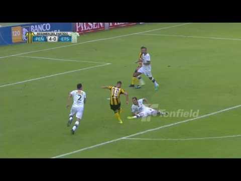 Apertura - Fecha 1 - Peñarol 4:0 El Tanque Sisley