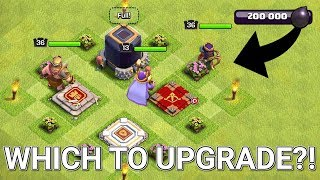 WHICH SHOULD WE MAX? - ADVANTAGES OF UPGRADING HEROES IN Clash Of Clans!