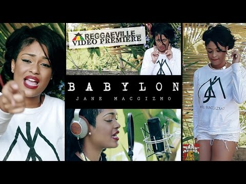 Jane Macgizmo - Babylon [Official Video 2016]