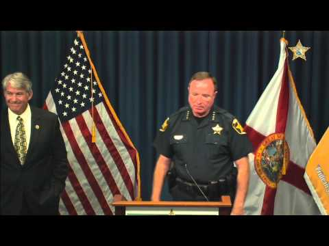U.S. Rep. Dennis A. Ross and Sheriff Grady Judd Discuss the Protecting Our Children Act