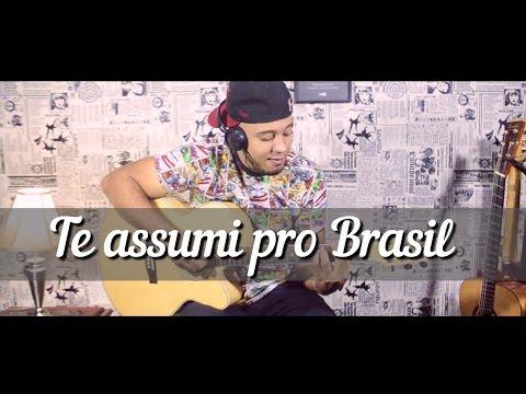 Matheus e Kauan - Te Assumi Pro Brasil  no violão - Hebert Freire