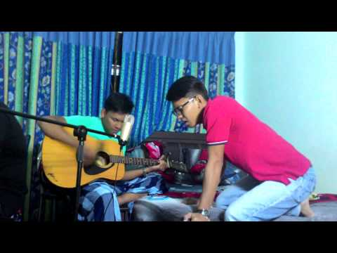 Mewangi Cover by Afnan