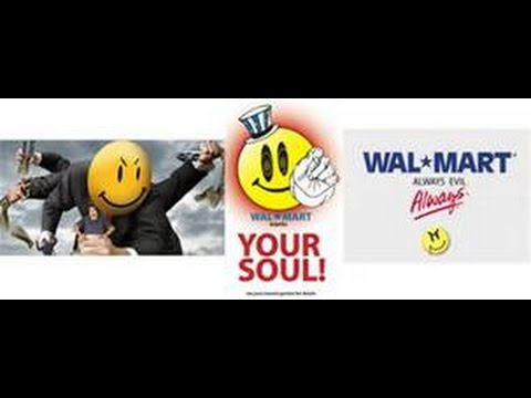 WAL MART THE SECRET WEAPON! FULL DOCUMENTARY FILM MUST SEE:( - YouTube