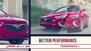 Crown Buick is The Better Way