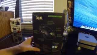 Razer Taipan box opening review. GoPro