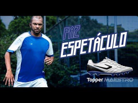 Topper Maestro - Faz Espetáculo - YouTube 96b6aa5409a9c