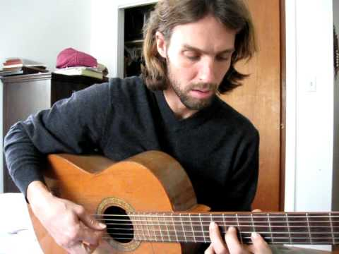 g minor #1 latin guitar bob walder