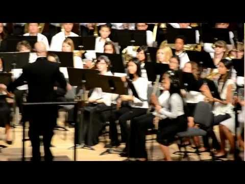 Belleau Wood - 2013 San Bernardino Basin All County Junior High/Middle School Honor Band
