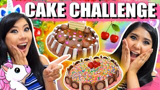 CAKE CHALLENGE !! | Blog das irmãs thumbnail