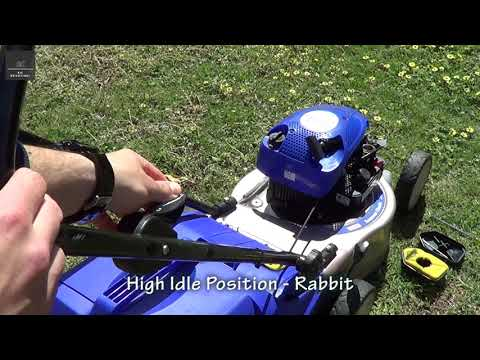 How To Bypass The Governor On A Lawn Mower Engine