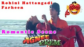 Download Video Rohini Hattangadi and Farheen Romantic Scene from Agni Prem  Bollywood Romantic Hindi Movie MP3 3GP MP4