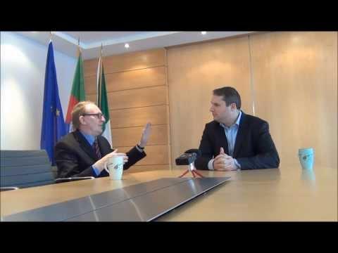 Mayor Dermot Looney speaking up for South Dublin.