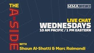 Live Chat: Khabib vs. McGregor Press Conference, UFC 230, Herb Dean Stoppage, Kid Yamamoto, More