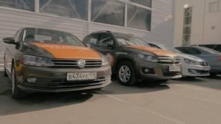 """Обслуживание автомобилей Volkswagen корпоративных клиентов в """"Нева-Автоком"""". Fleet Service"""
