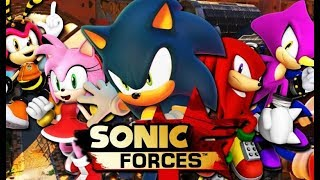 Sonic Forces Gameplay | Android 1080 HD
