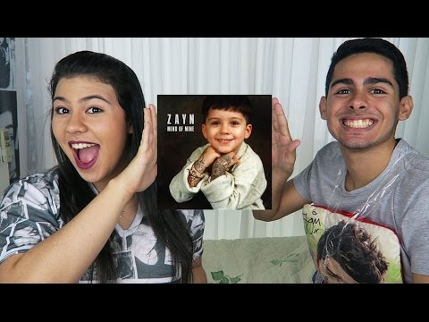 AnáLiSe DO MiNd OF MiNe DO ZAYN | Por Tati Barroso E Sérgio Barbosa