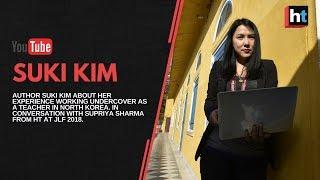 Writer Suki Kim talks about her experience as undercover teacher