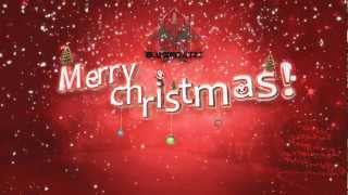 Hardstyle Christmas Mix 2012 - Bloodbeatzz (HD)