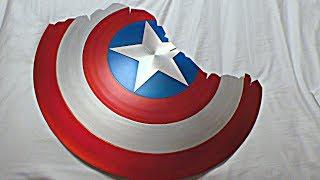 Captain America EndGame Shield Replica