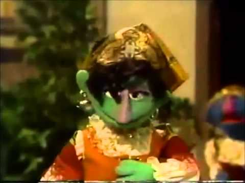 Classic Sesame Street - Count's Storybook Theater - The Magnificent 7