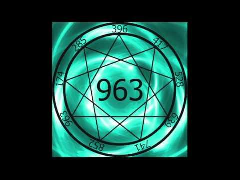 1 Hr. Solfeggio Frequency 963Hz ~ Transcendence