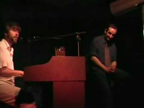 IT´S A SIN TO TELL A LIE - Fast Waller Cover by Kike Jambalaya & Leo Sánchez