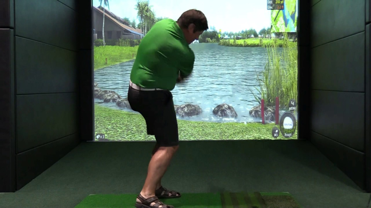 Swing Zone Golf - An introduction to the newest indoor golfing ...