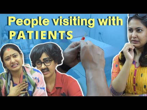 Types Of People With Patient | Captain Nick