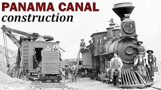 Panama Canal Construction in 1912 | American Vintage Documentary