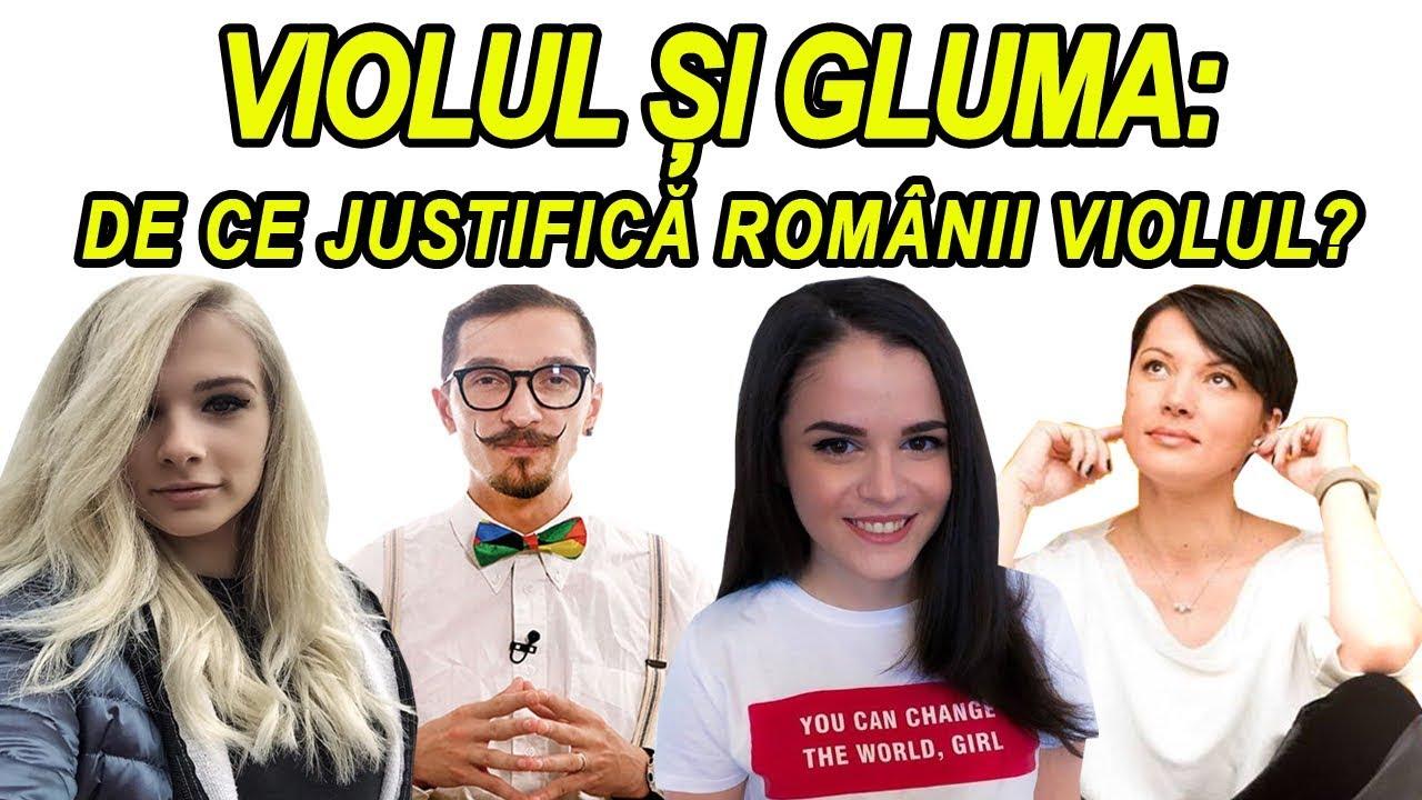 Violul și gluma: De ce justifică românii violul?