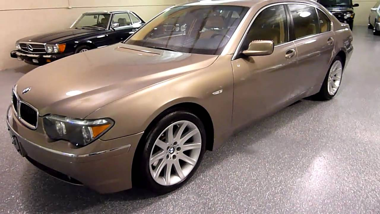 BMW Li Dr Sedan SOLD YouTube - 2010 bmw 745li