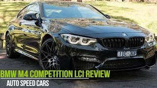 2018 Bmw M4 Competition Lci Pack - Still The Benchmark?