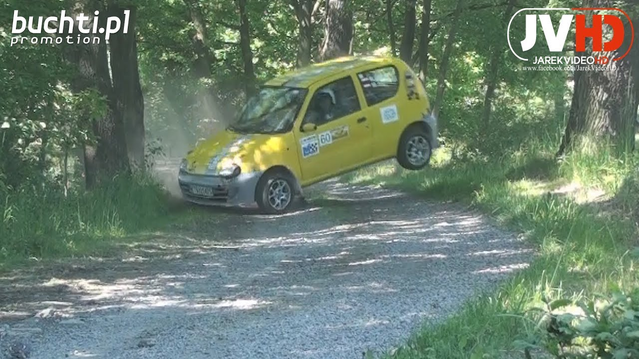 1 Rajd Skoczowsko-Ochabski 2017 – 3 Runda RPŚ – Action&Crash by JVHD